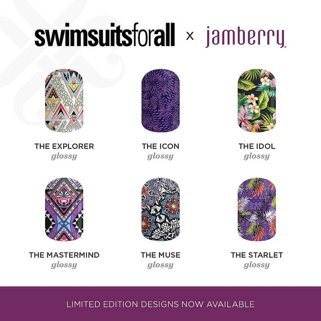 Introducing Swimsuits For All x Jamberry