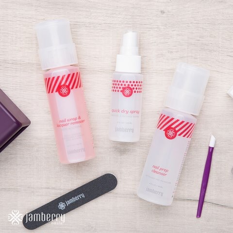 New Jamberry Nail Care Products Released (AU/NZ)