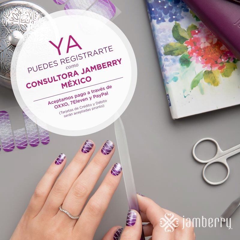 Join Jamberry Mexico Now