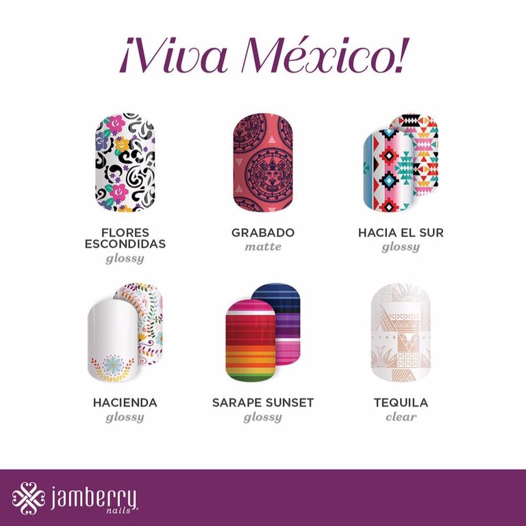 Viva Mexico Wrap Collection