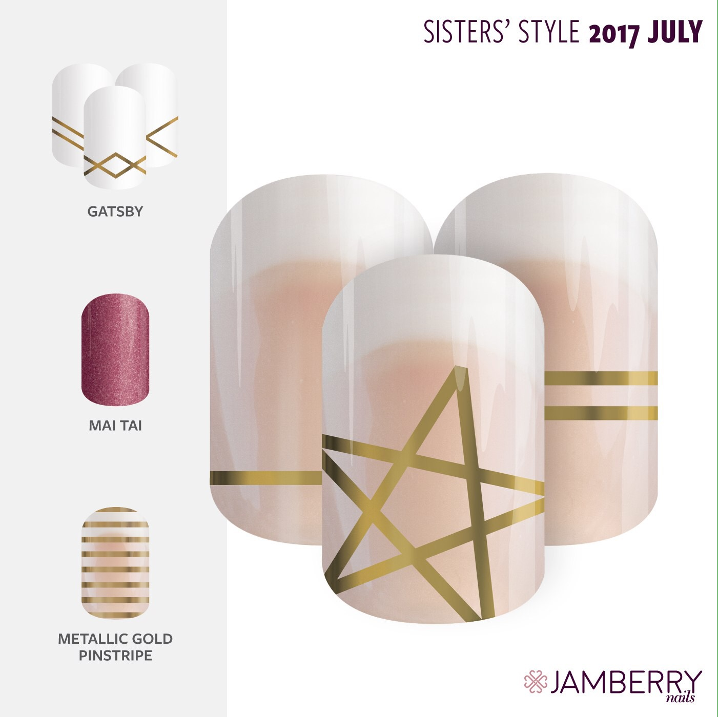 July Sisters' Style & Host Exclusives