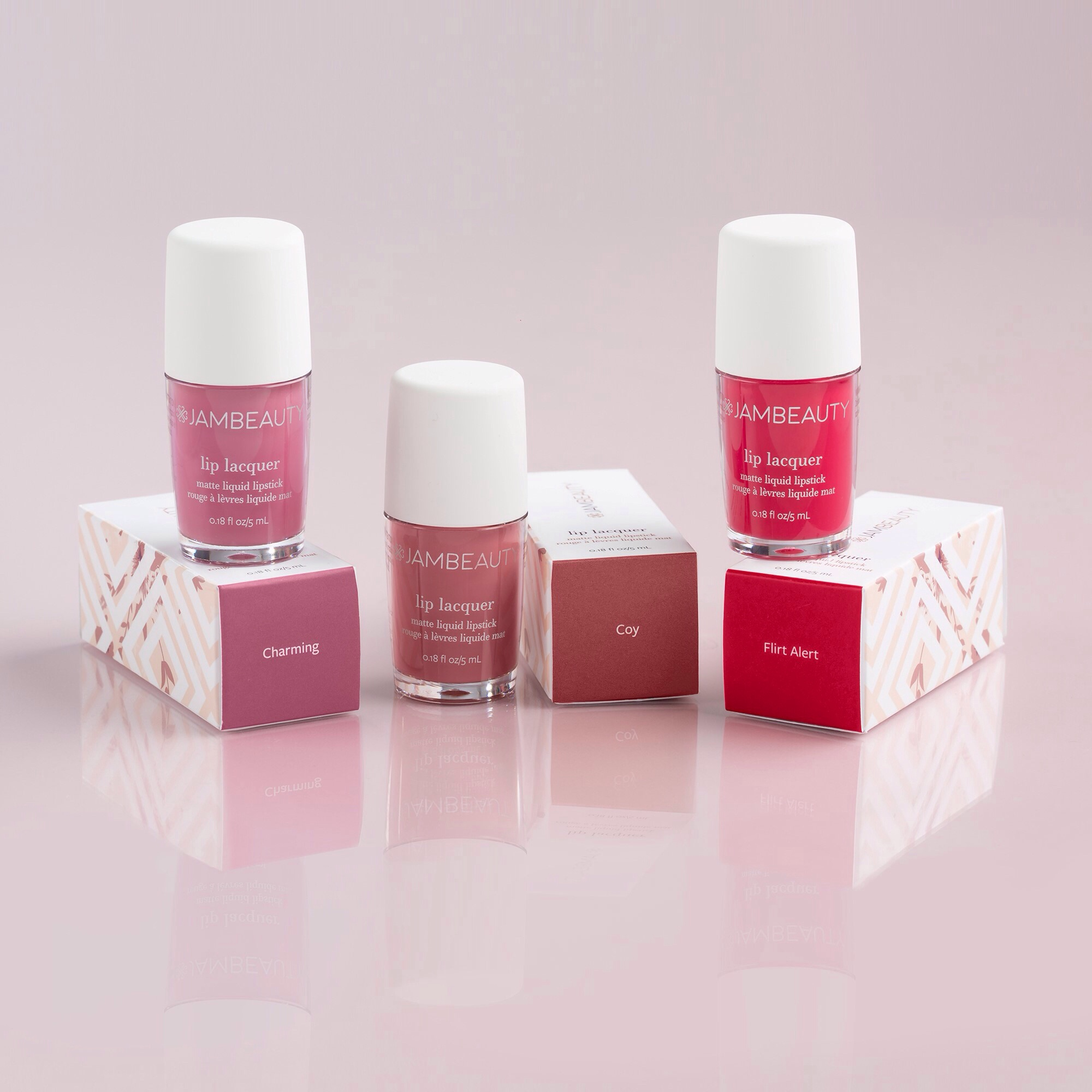 Kiss & Tell With Matte Lip Lacquer Singles