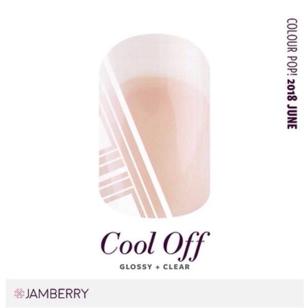 June colour pop Cool Off