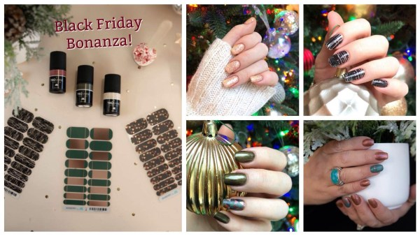 Black Friday 2018 Jamberry M gLOBAL