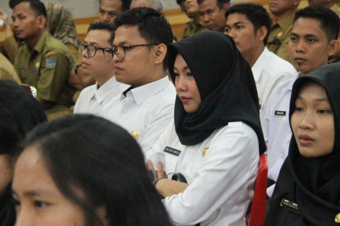 Pemkab Tanjab Barat Keluarkan 185 SK CPNS. Foto: Jambiseru.com