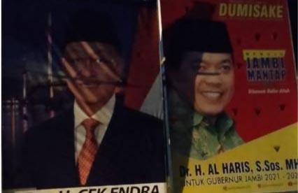 Baliho bacagub Jambi 2020