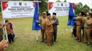 Peresmian Kecamatan Danau Kerinci Barat dan Tanco. Foto: Oga/Jambiseru.com