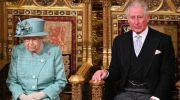 Pangeran Charles (kanan) dikabarkan positif terjangkit coronavirus
