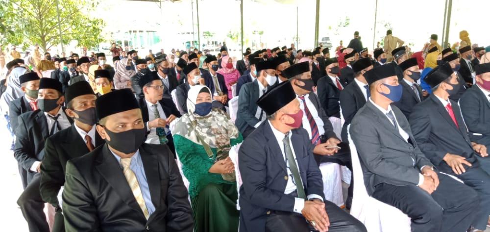 Anggota BPD Kumpeh Ulu terpilih. Foto: Uda/Jambiseru.com