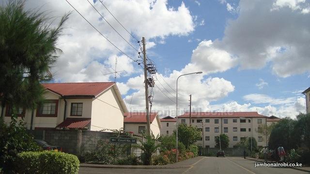 Embakasi Village Nyayo Estate  Jambonairobi