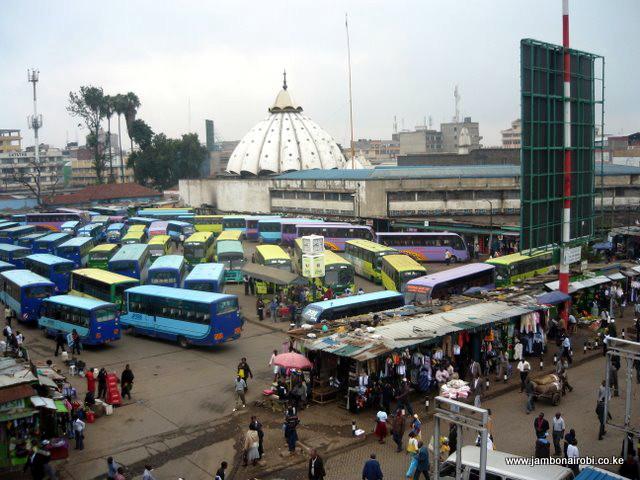 Getting Around Nairobi