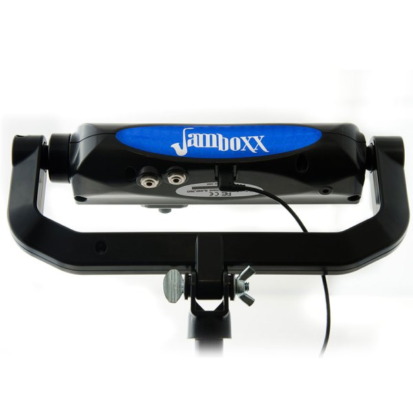 Jamboxx MIDI controller on mount