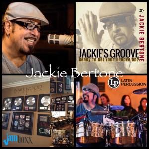 Jackie Bertone of Jackie's Groove