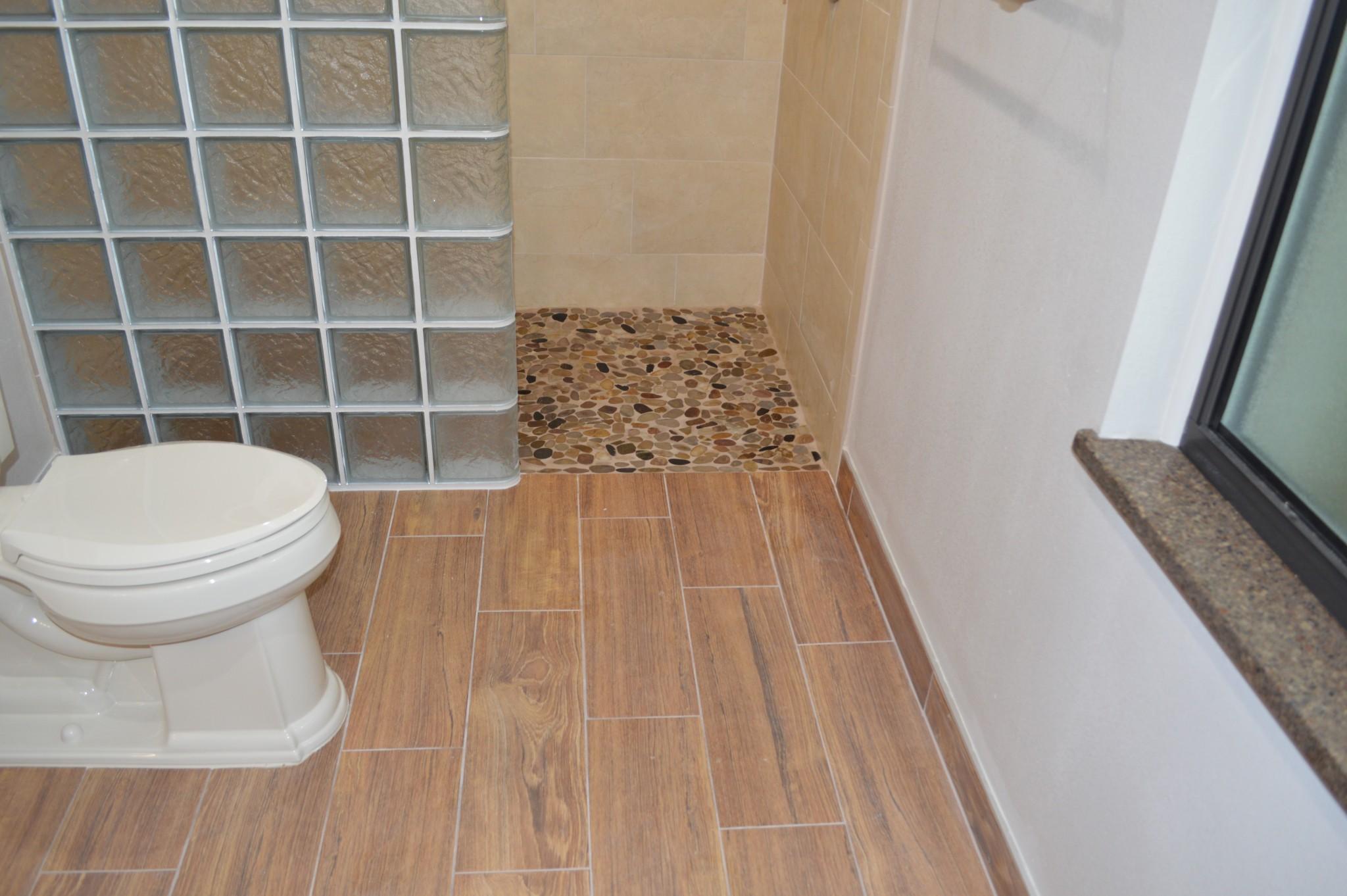 Redo bathroom floor 28 images remodelaholic bathroom for Redo bathroom floor