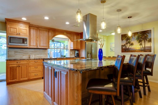 Get Out of the Galley: Kitchen Remodel
