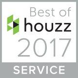 Best of Houzz 2017 - Client Satisfaction