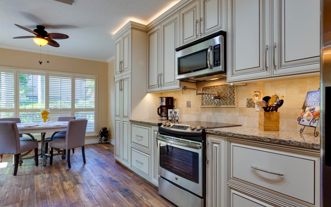 The Benefit of Custom Kitchen Cabinets