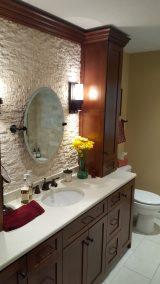 bathroom remodel mirror