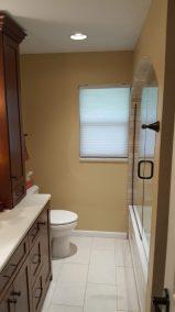 bathroom remodel after 1