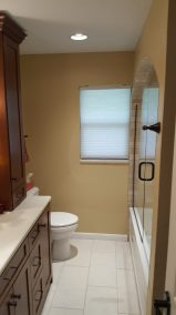 bathroom remodel after 1