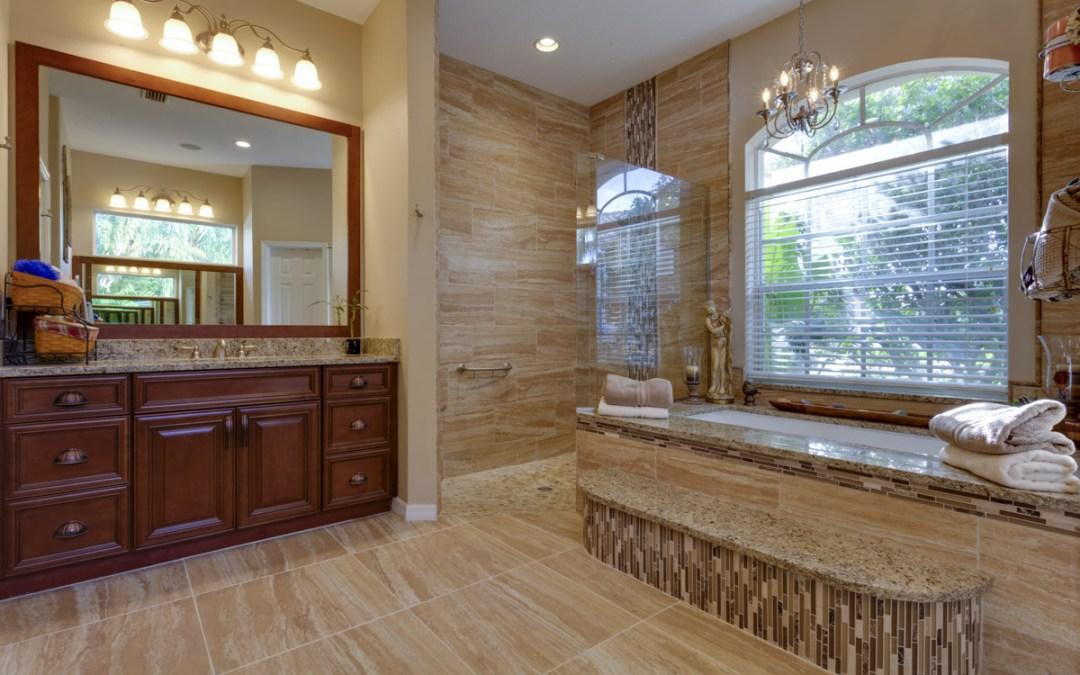 The Oasis – Bathroom Remodel