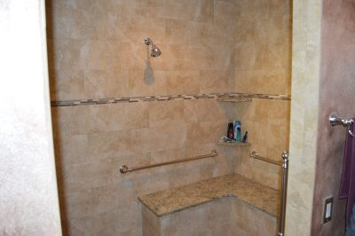 ADA Accessible Bathroom Remodel
