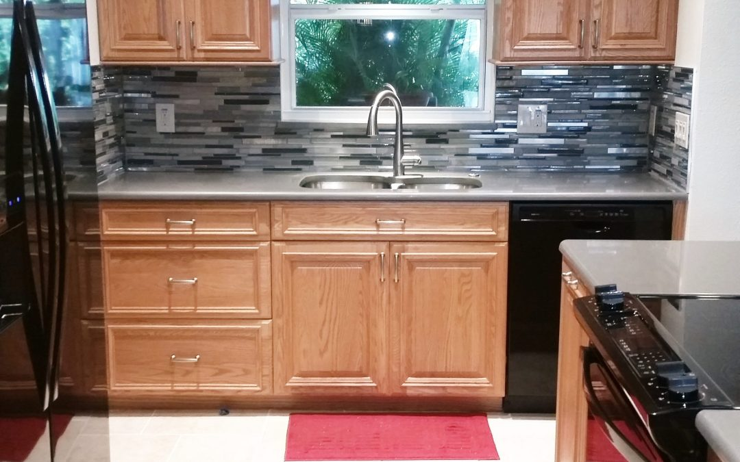 Open Up the Galley: Kitchen Remodel