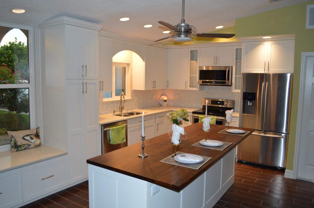 kitchen after 5