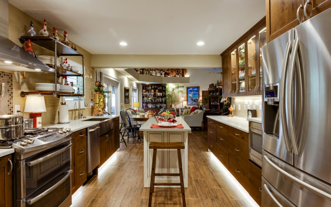 Choosing the Right Kitchen Lighting