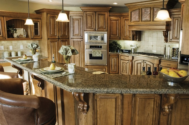 Kitchen Styles: Traditional Kitchen Remodeling