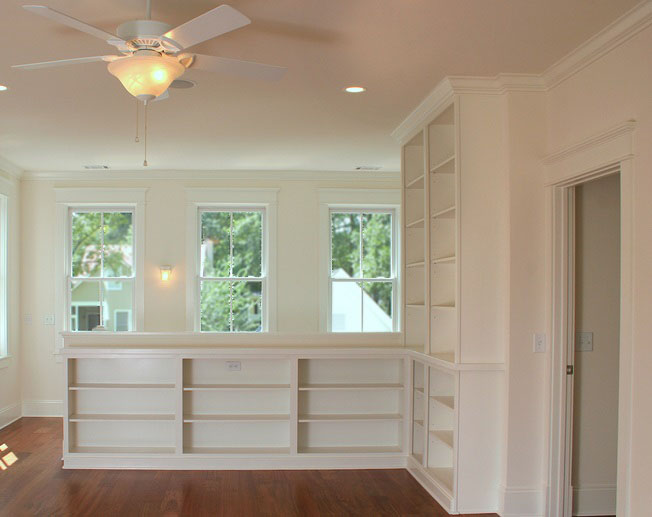 The Beauty of Built-Ins