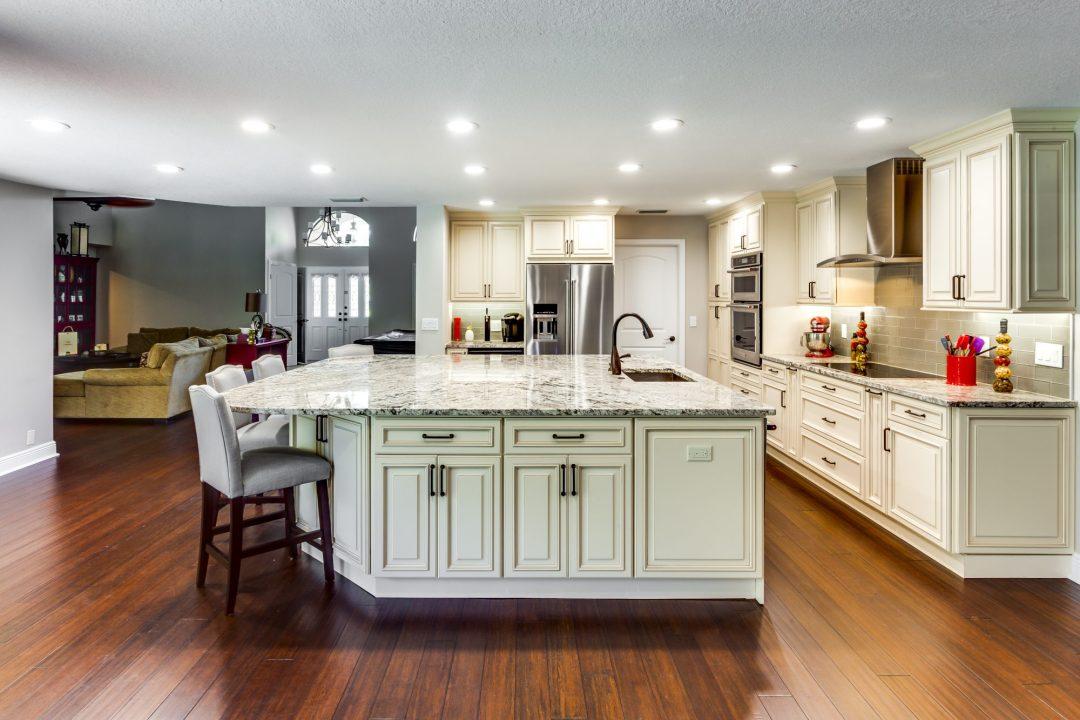 Kitchen Remodel - Weatherstone - Safety Harbor9