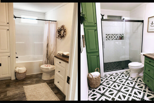 How to Increase the Appearance of a Small Bathroom