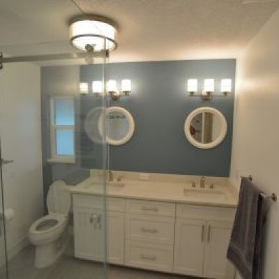 Fiona Bathroom Remodel Vanity
