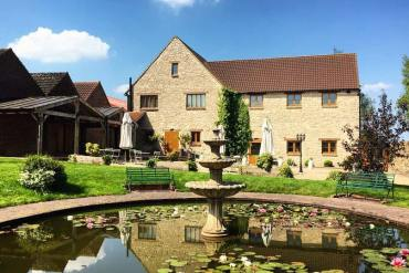 Wedding Musicians JAM Duo at Curradine Barns in Worcestershire