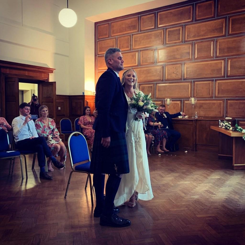 Wedding Couple Manchester