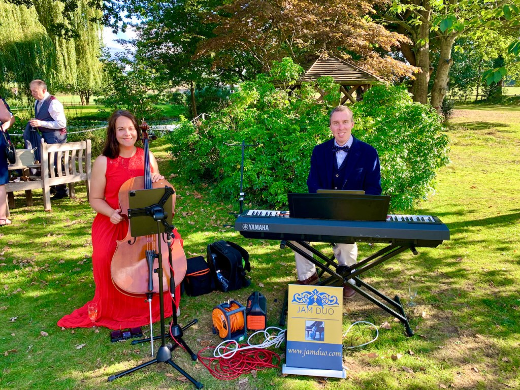 Jules and Anne Marie - JAM Duo