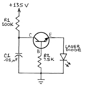 Simple Diode Laser Driver