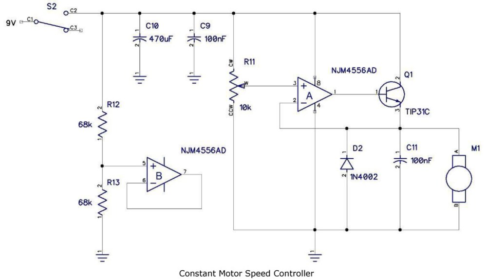 medium resolution of motor speed controller circuit schematic click to enlarge