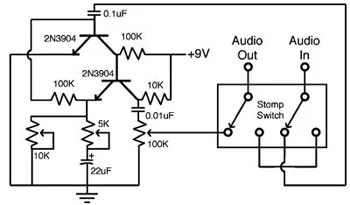 Build Your Own Guitar Fuzz Pedal
