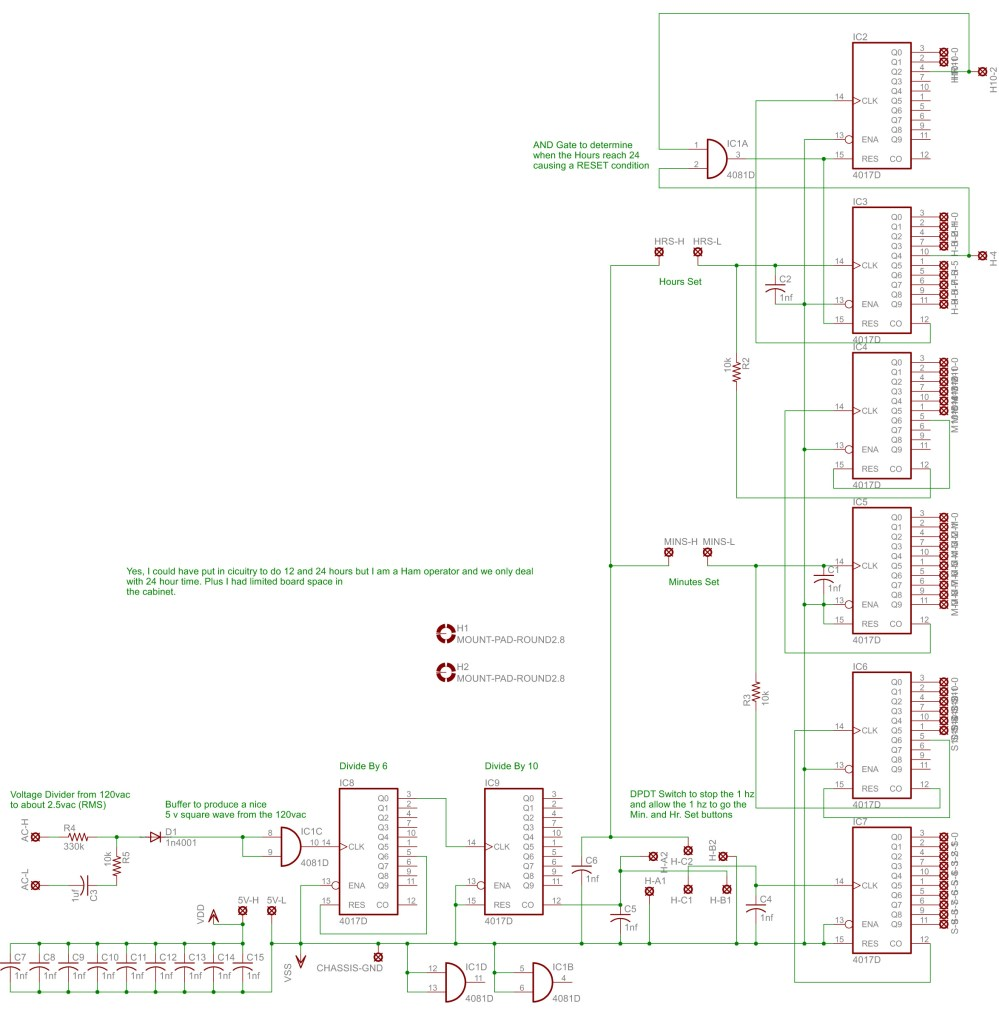 medium resolution of nixie clock project circuit diagram click to enlarge