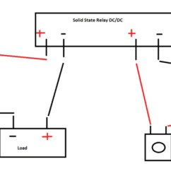 How To Wire A Relay Diagram Dodge Ram Front End Wiring Solid State Schematic Dc