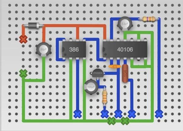 To Schmitt Trigger Circuits Part 1 Homemade Circuit Projects