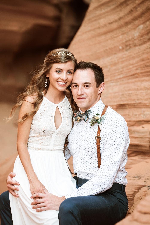 horseshoe bend wedding photographer