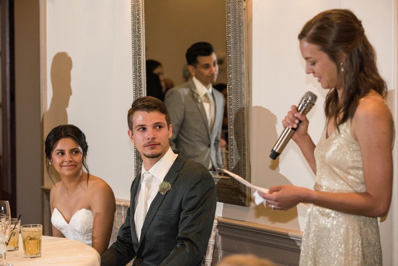 Agave Sedona wedding speeches