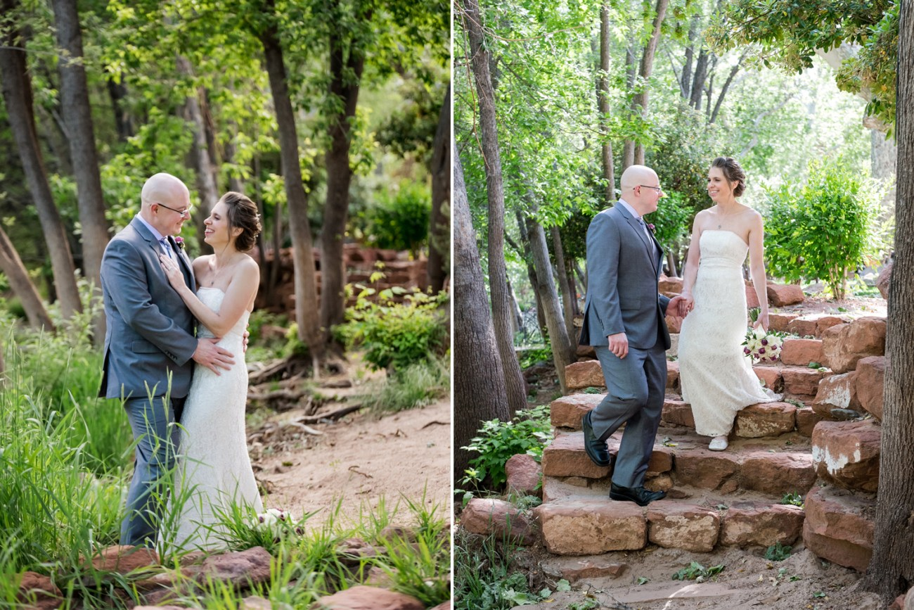 L'Auberge de Sedona wedding