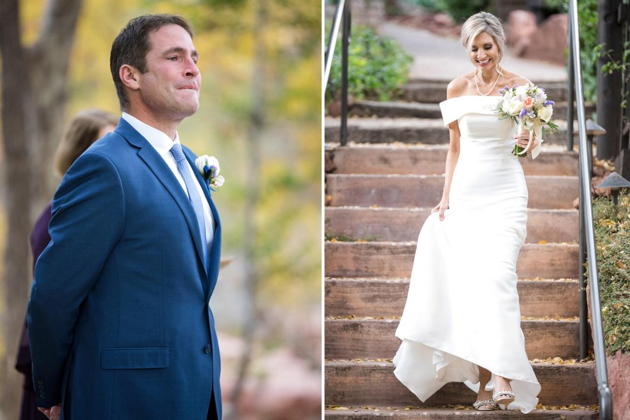 Sedona wedding ceremony