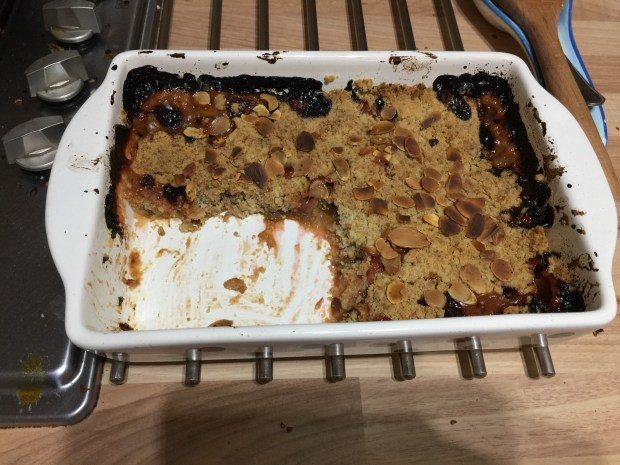 price complaints homemade crumble