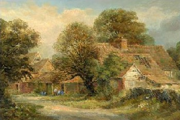 James Spencer Taylor Artist Landscape Painter and Graphic Designer from Burnley  Oil Paintings