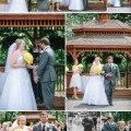 Outdoor weddings in wausau wi courts at fairfield